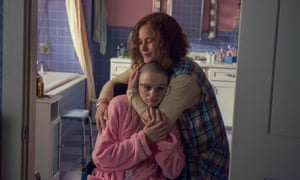 Patricia Arquette and Joey King in The Act.