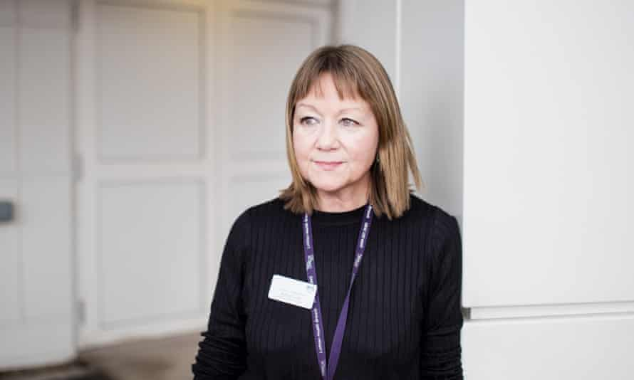 Helene Leslie, alcohol liaison nurse and team lead, Royal Infirmary of Edinburgh.