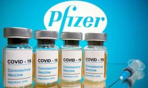 Pfizer vaccines