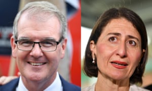 NSW election: after bitter campaign, state could be headed