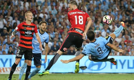 Controversy as Sydney FC and Wanderers share spoils in derby clash