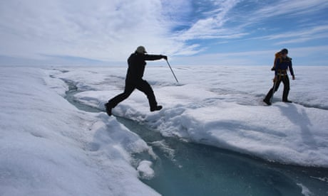 Environmental records shattered as climate change 'plays out before us'
