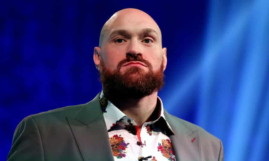 Tyson Fury has said he 'wanted to die' while dealing with depression and addiction in 2016.