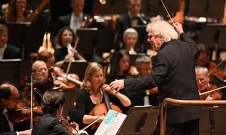 LSO/Rattle review – unexpected connections, irresistible immediacy