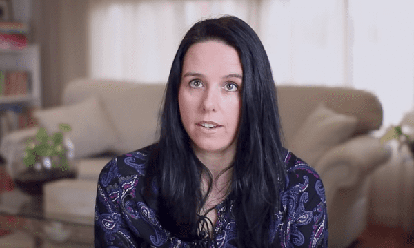 Cella White in Coalition for Marriage TV ad