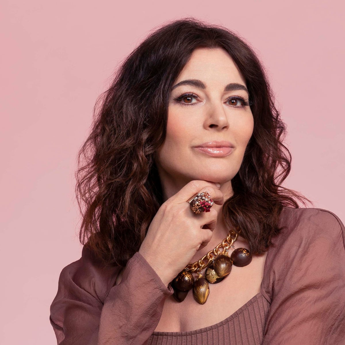 All Sorts Of Bother Nigella Lawson To Stir Up Opinion With Love For Liquorice Nigella Lawson The Guardian