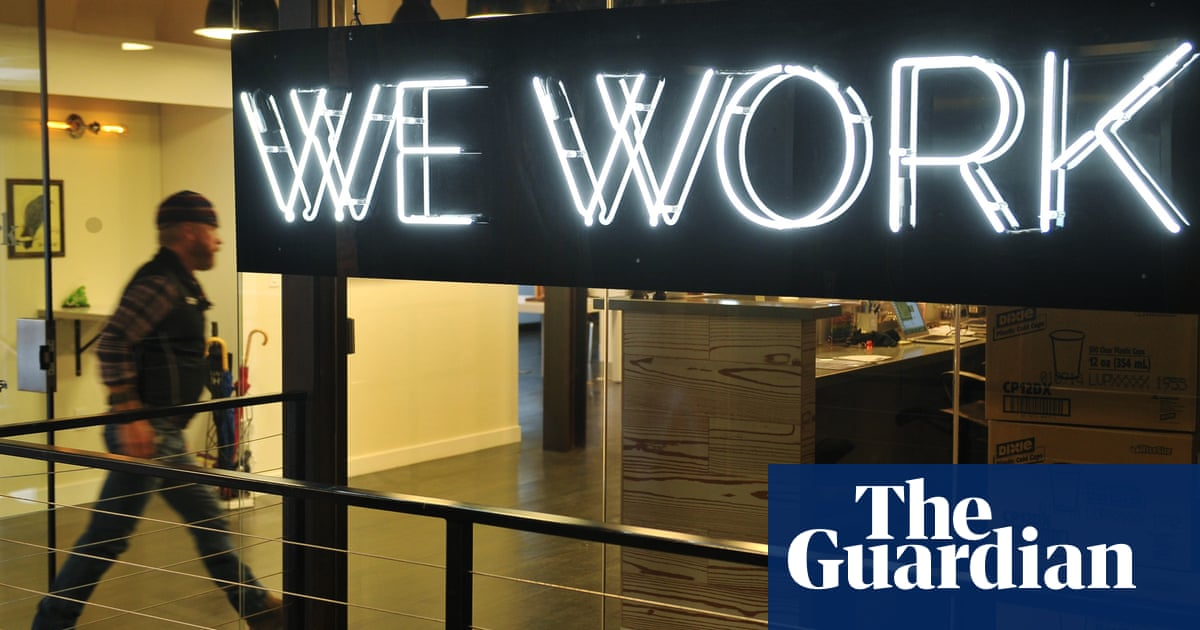 WeWork says employees can't have any meat at events or on expenses