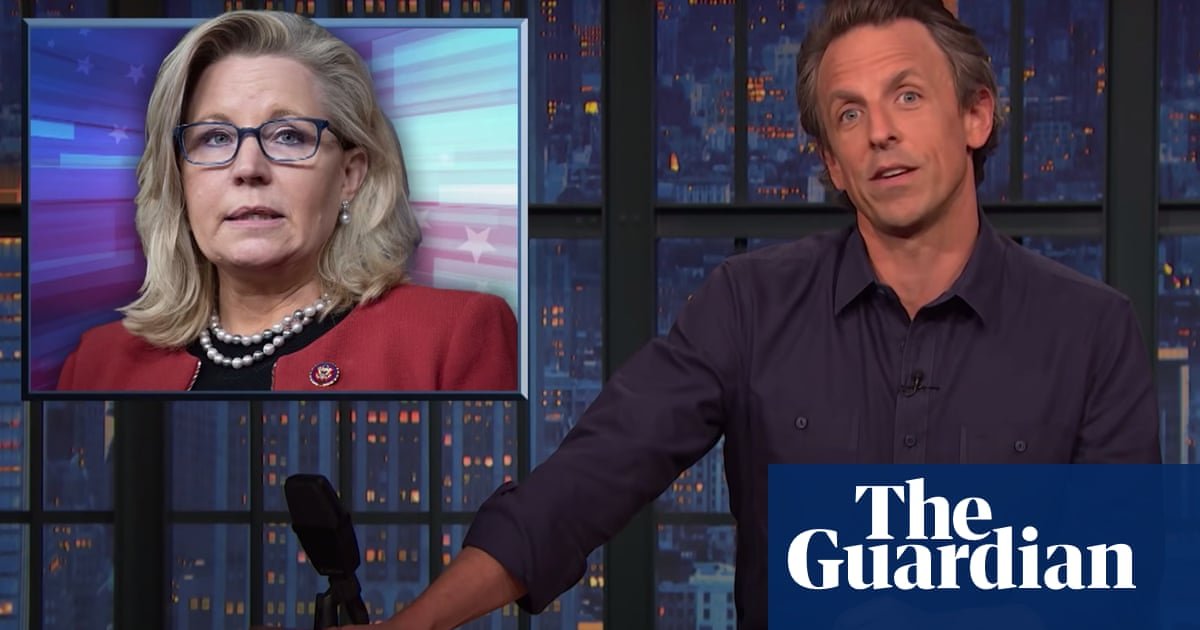 Seth Meyers: for today's Republican party, 'living in reality is considered heresy'