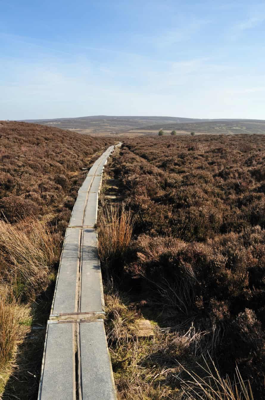 Offa's Dyke Path.
