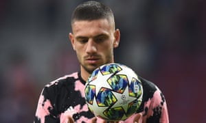Merih Demiral was playing third-tier Portuguese football three years ago. Now he is at Juventus.