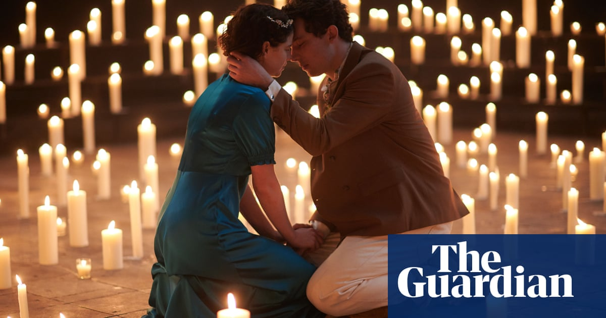'We had a three-hour window to get intimate!' Romeo and Juliet at the National