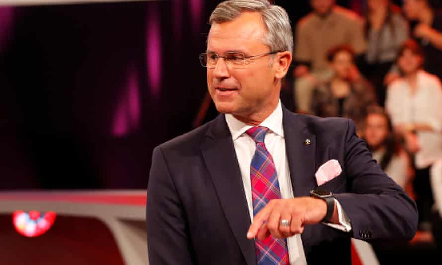 To some surprise, the leader of the far-right Freedom Party, Norbert Hofer, also voted to reject the deal.