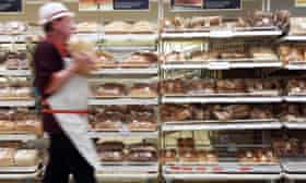 Sainsbury's bakery
