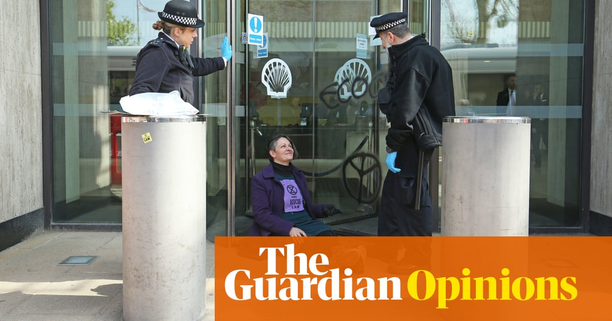 Putting Extinction Rebellion activists on trial isn't in the public interest, so let's stop