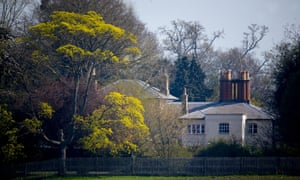 Frogmore Cottage, the Duke and Duchess of Sussex's home