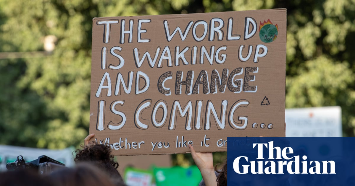 The countdown to Cop26: can world leaders save the planet?