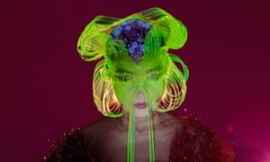 Parying on … Björk.
