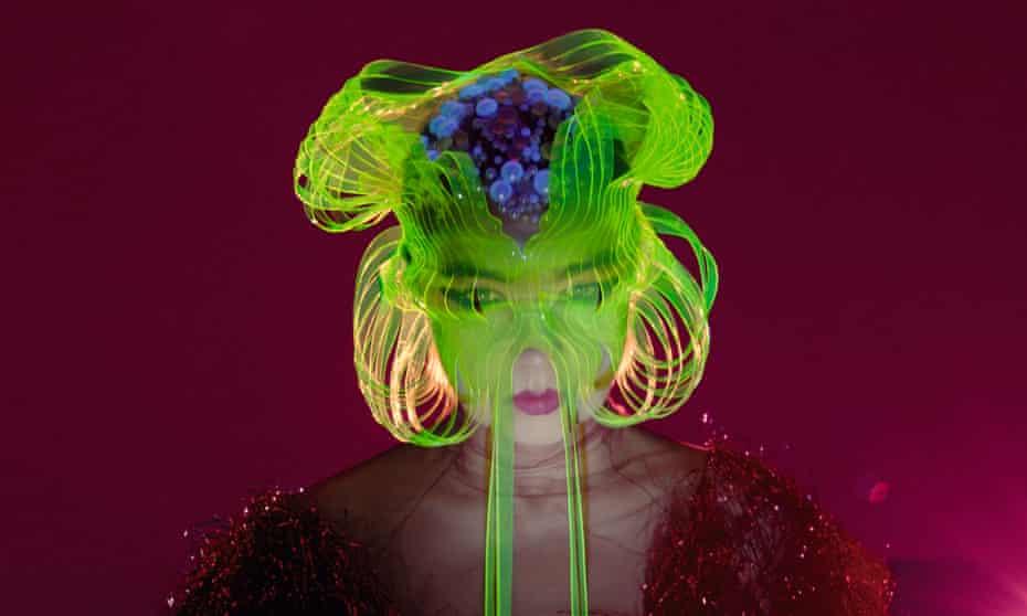 Parying on … Björk.