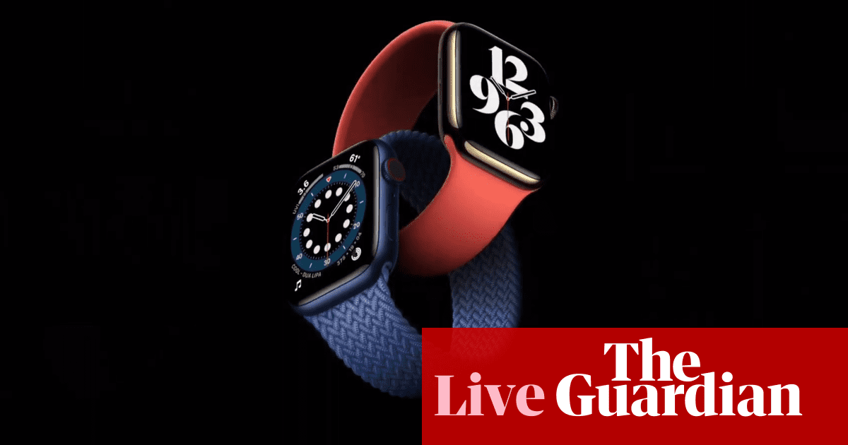 Apple event 2020: iPhone giant reveals Apple Watch 6, Fitness+ and new iPads - live updates