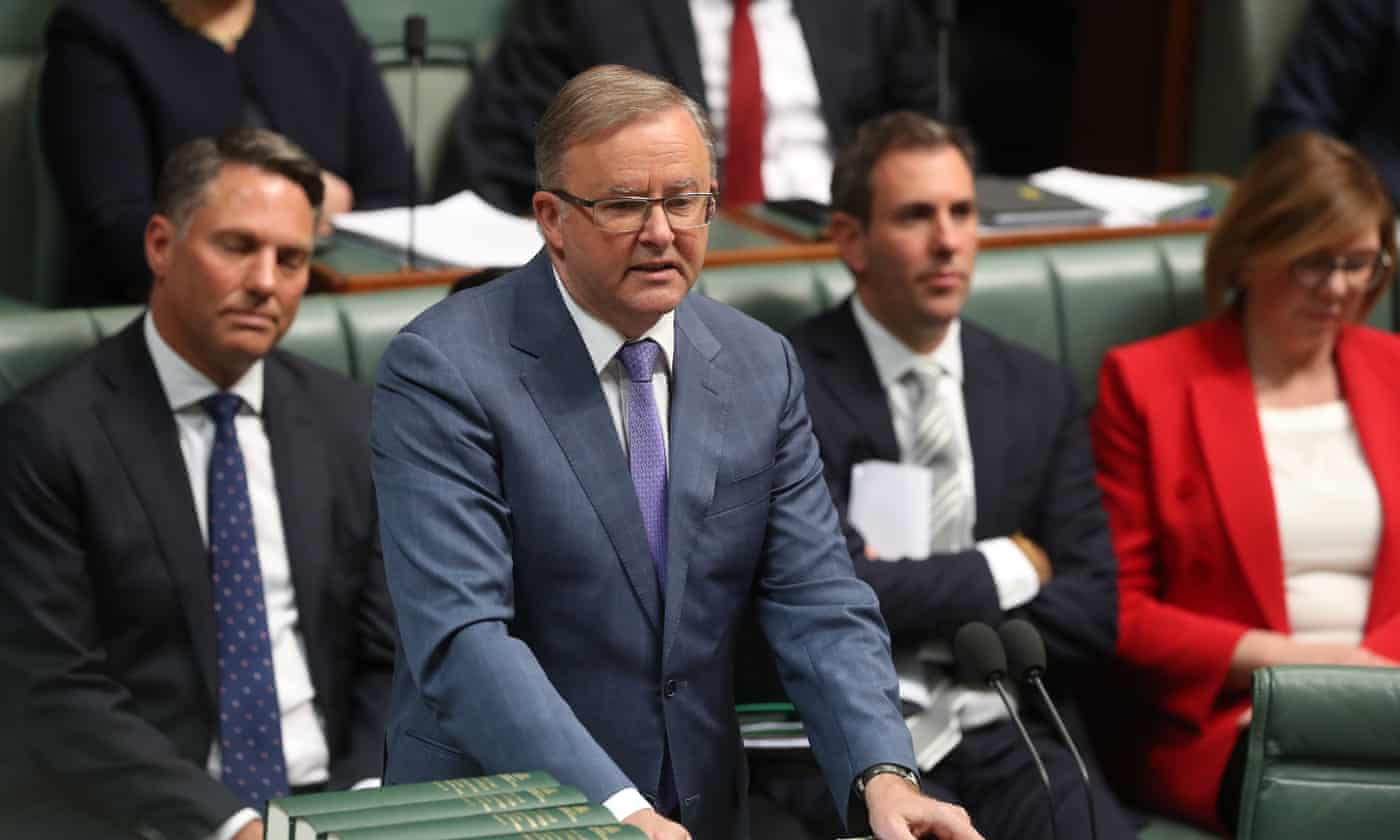 Labor targets government over state of economy – as it happened