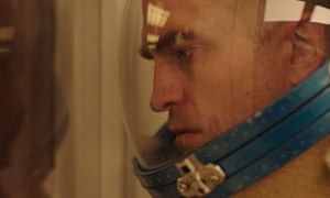 Robert Pattinson in High Life.