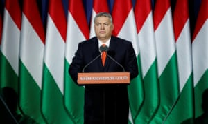 The Hungarian prime minister, Viktor Orbán, has called his April election win 'a mandate to build a new era'.