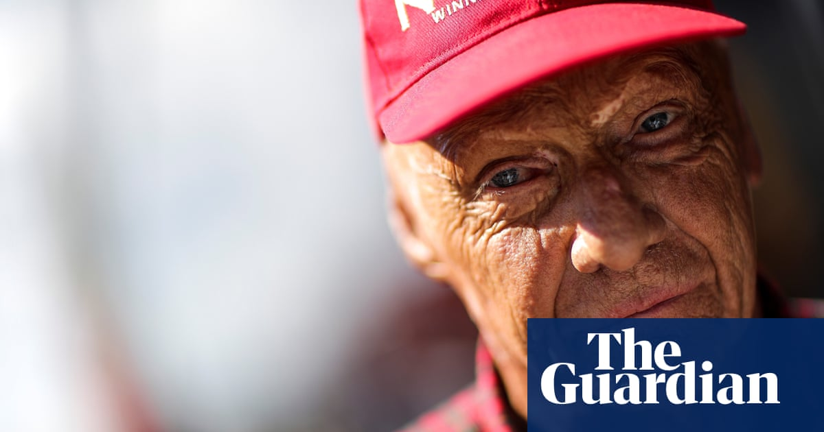 Niki Lauda, Formula One legend, dies aged 70