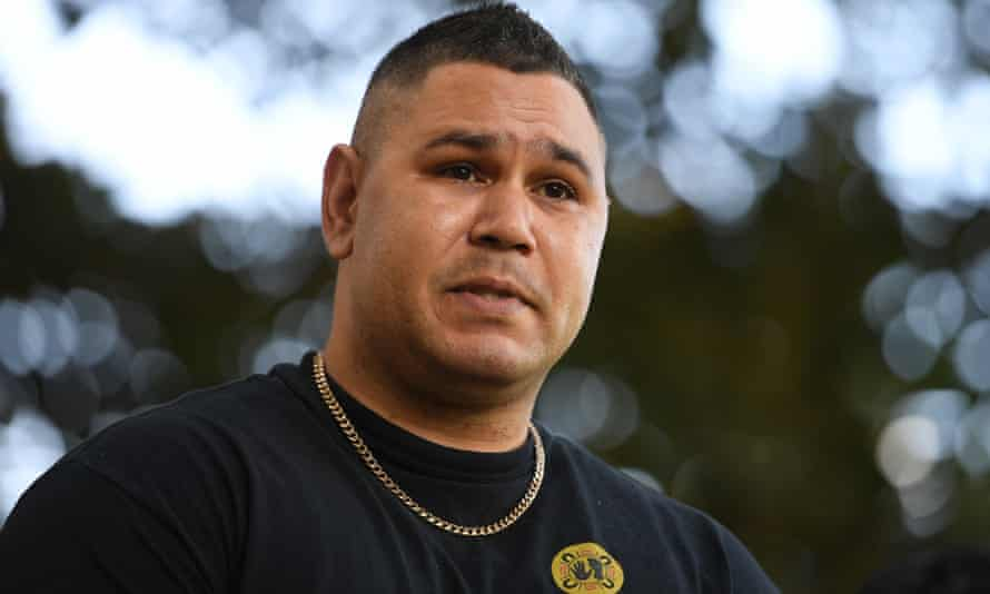 Deadly Connections cofounder Keenan Mundine