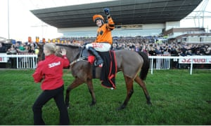 Thistlecrack returns in triumph at Kempton Park in December after victory in the King George VI Chase.