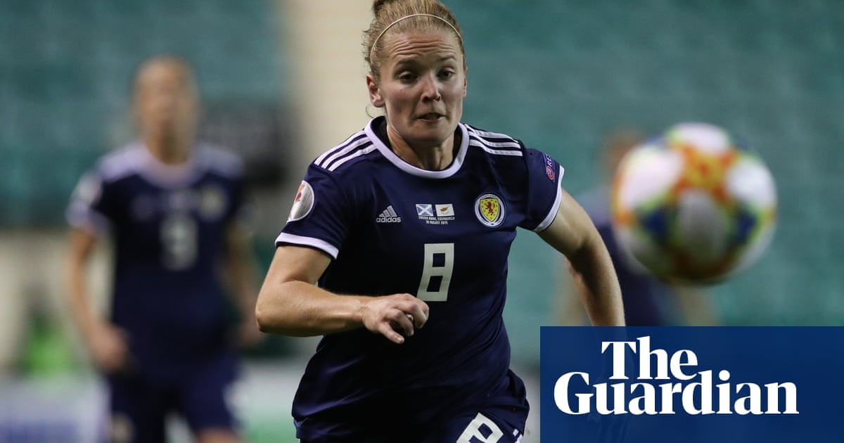 Kim Little retires from Scotland duty after winning 140 caps