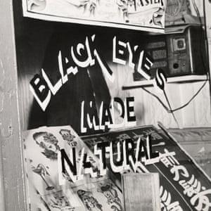 Shop window of a tattoo parlour, ca. 1943,
