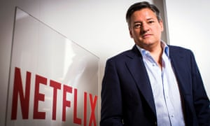 Ted Sarandos, head of content acquisition at Netflix.