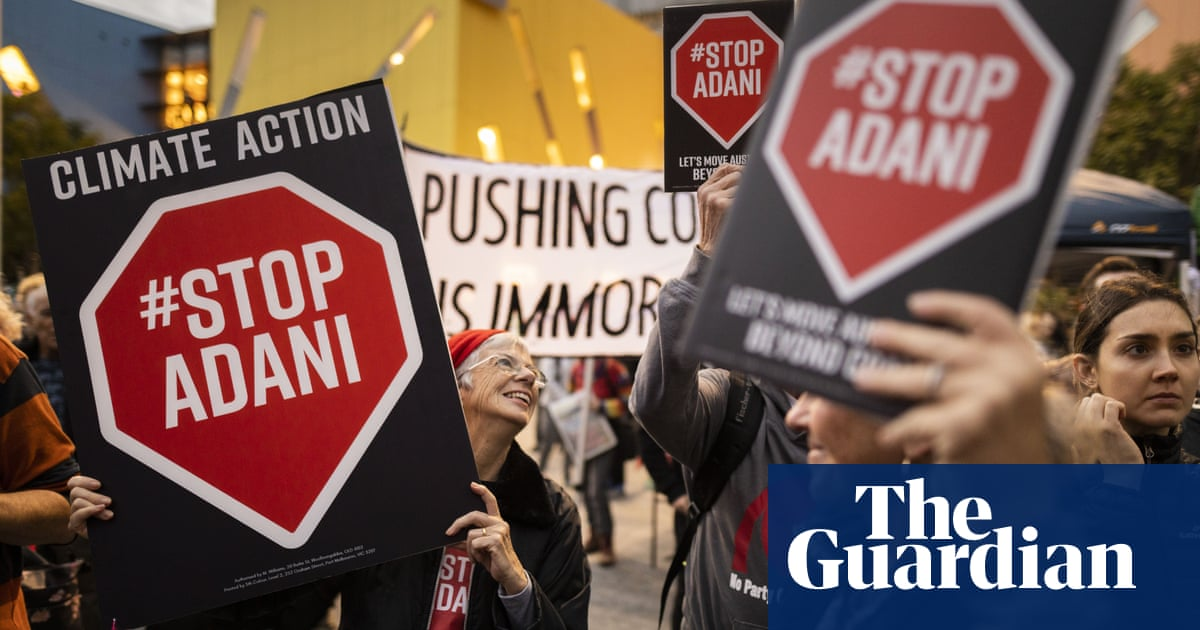 Adani justified in demanding names of CSIRO scientists, deputy PM says