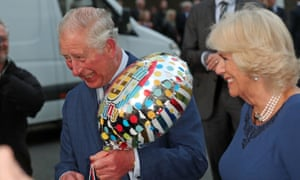 The Welsh Princess has a birthday present with the Duchess of Cornwall