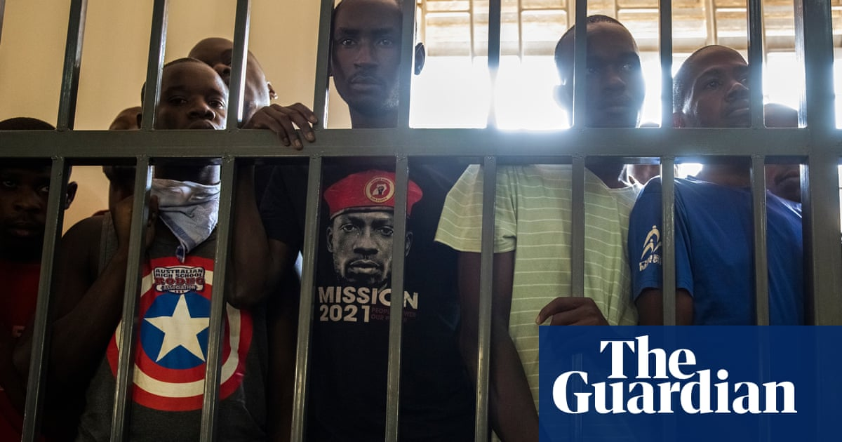 Ugandan activists describe months of physical abuse in prison