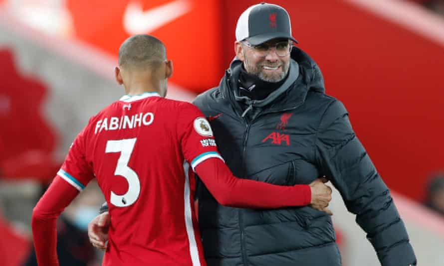Fabinho is considered one of the 'untouchables' at Liverpool and the club want to tie him down with a new contract.