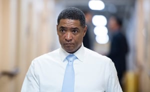 Rep. Cedric RichmondUNITED STATES - JUNE 11: Rep. Cedric Richmond, D-La., arrives for the House Democrats caucus meeting in the Capitol on Tuesday, June 11, 2019. (Photo By Bill Clark/CQ Roll Call)