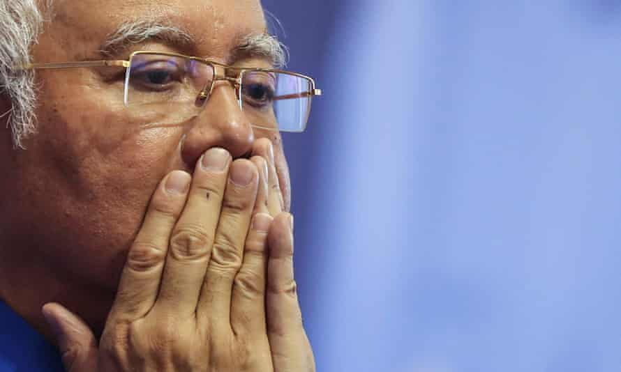 Prime Minister Najib Razak is facing a fight to retain power, even in the Malay heartlands.
