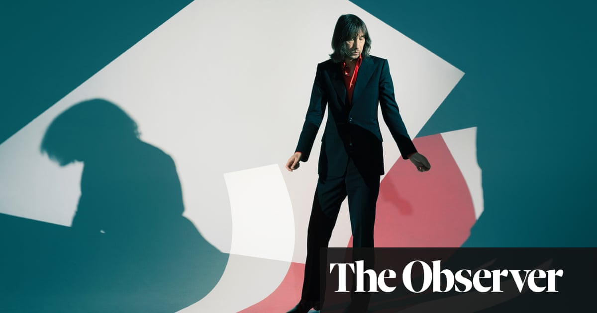 Bobby Gillespie: 'For the first 10 years of my life, I lived in a Glasgow tenement: that stuff stays with you'