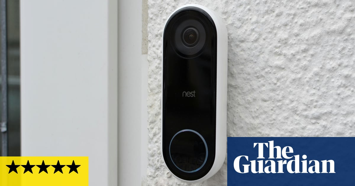 Nest Hello review: Google's smart facial-recognition video doorbell | Technology | The Guardian