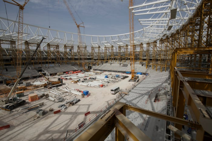 ff54e649c Four years to go  Qatar on course for its improbable World Cup ...