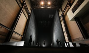 Darkly disturbing … Bałka's 2010 Turbine Hall installation evoked the dread of the Holocaust.