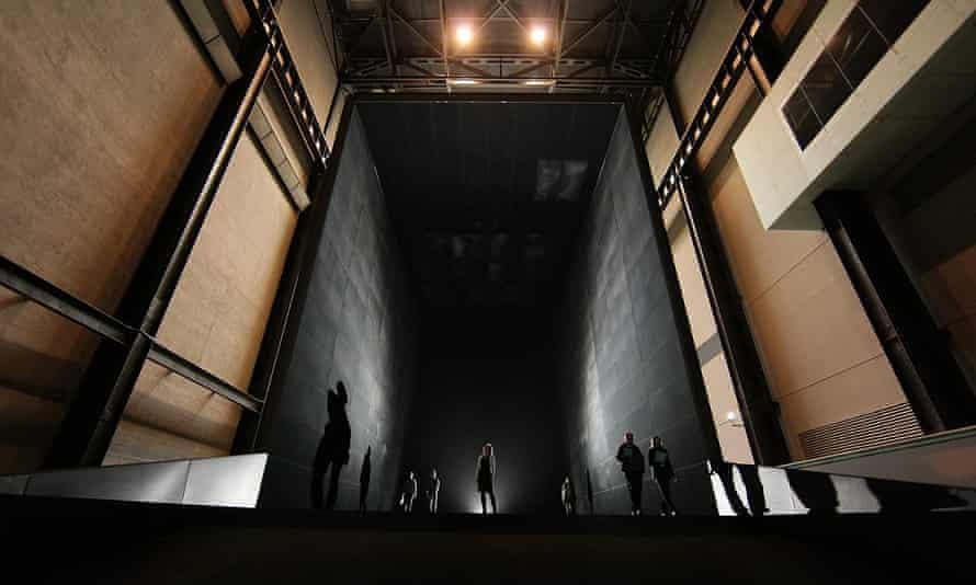Darkly disturbing … Bałka's 2010 Turbine Hall installation evoked the dread of the Holocaust.