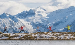 The festival 'takes bringing nature into your practice to a whole new level'.
