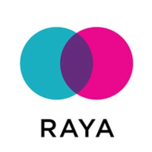The Raya app