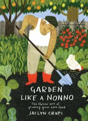 La couverture de Garden Like a Nonno