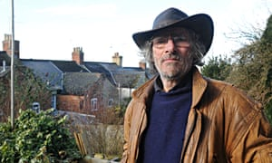 Rick Vick at his home in Stroud, Gloucestershire