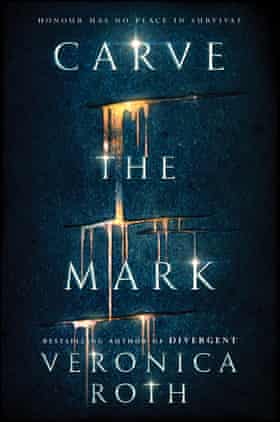 Carve the Mark by Veronica Roth, cover