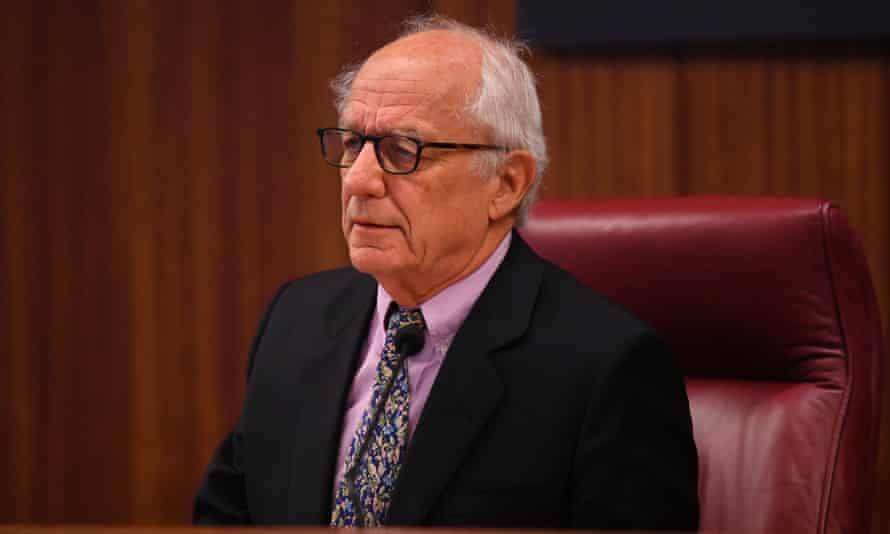 Ray Finkelstein QC is running the royal commission and will make a recommendation on whether Crown Resorts should keep its Melbourne licence.