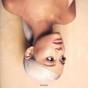 Ariana Grande: Sweetener – artwork